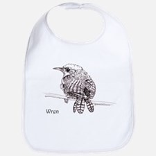 Little Brown Wren Bib
