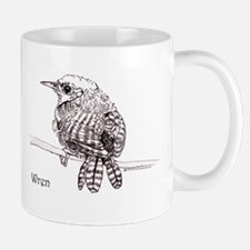 Little Brown Wren Mug