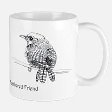 Feathered Friend Wren Mug