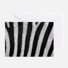 Zebra fish Greeting Card