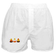 Candy Corn Boxer Shorts
