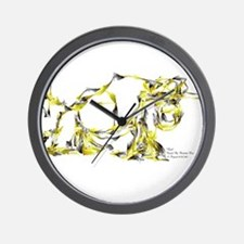 STAND! Wall Clock