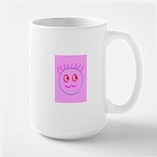 Pink Blue Goofball Gee Kyra's fave Mugs