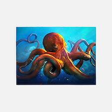 Octopus 5'x7'Area Rug
