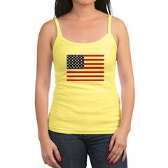 American Flag Jr.Spaghetti Strap