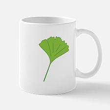 Ginkgo Leaf Mugs