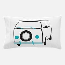 Vintage Bus Pillow Case
