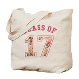 2017 graduation Canvas Totes