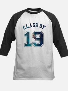 Class of 19 Space Baseball Jersey