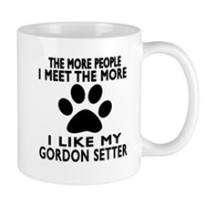 I Like More My Gordon Setter Mug