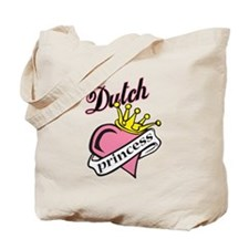 Dutch Princess Tote Bag