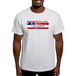 American Infidel T-shirts, Ap Ash Grey T-Shirt