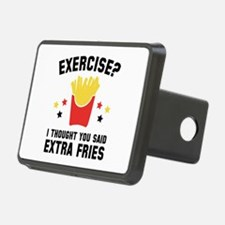 Exercise? Hitch Cover