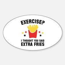 Exercise? Decal