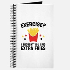 Exercise? Journal