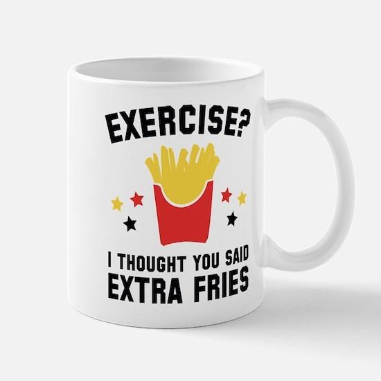 Exercise? Mug