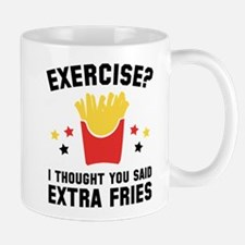 Exercise? Small Mugs
