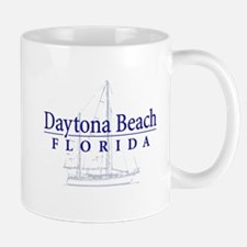 Daytona Beach Sailboat - Mug