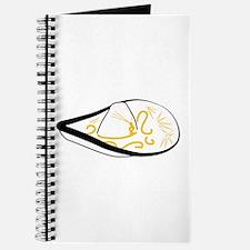 Mariachi Hat Journal