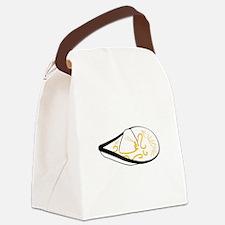 Mariachi Hat Canvas Lunch Bag