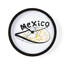 Mexico Hat Wall Clock