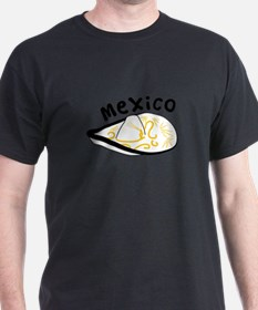 Mexico Hat T-Shirt
