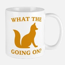 What The Fox Going On? Mug