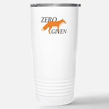 Zero Fox Given Ceramic Travel Mug