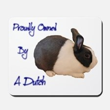 Owned By A Dutch Mousepad