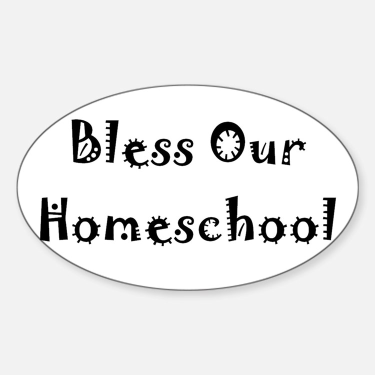 Cute Home schooling Decal