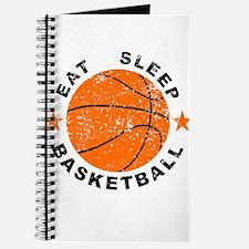 Eat Sleep Basketball Journal