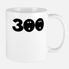 300 Bowling Balls Mugs