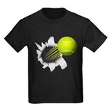 Tennis Kids T-shirts (Dark)