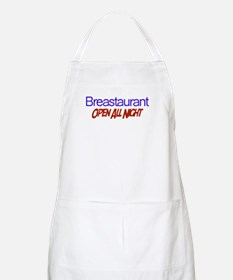 Breastaurant - Open All Night BBQ Apron