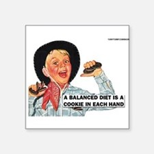 Balanced Diet Sticker