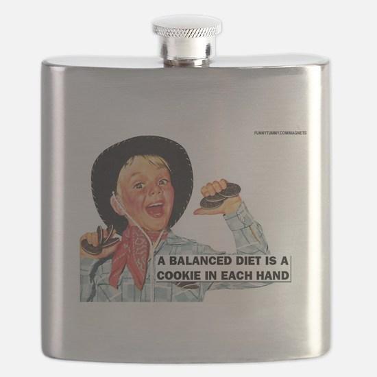 Balanced Diet Flask