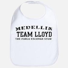 Team Lloyd - Medellin Bib
