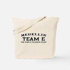 Team E - Medellin Tote Bag
