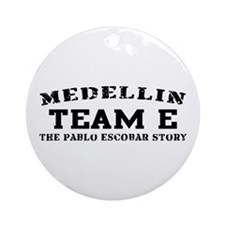 Team E - Medellin Ornament (Round)