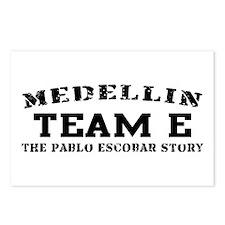 Team E - Medellin Postcards (Package of 8)