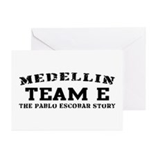 Team E - Medellin Greeting Cards (Pk of 10)