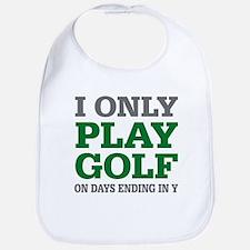 Play Golf Bib