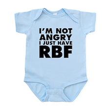 I Have RBF Infant Bodysuit
