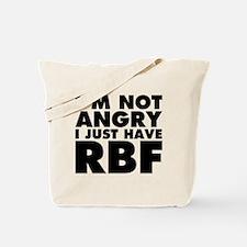 I Have RBF Tote Bag