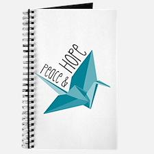 Peace & Hope Journal