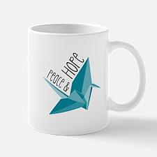 Peace & Hope Mugs