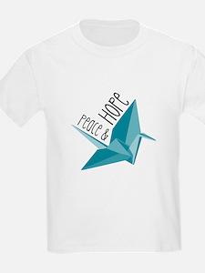 Peace & Hope T-Shirt
