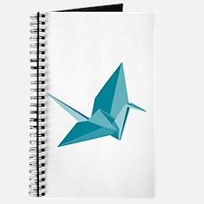 Origami Crane Journal