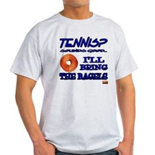 Tennis Bagel T-Shirt