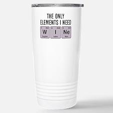 Unique Funny chemistry Travel Mug